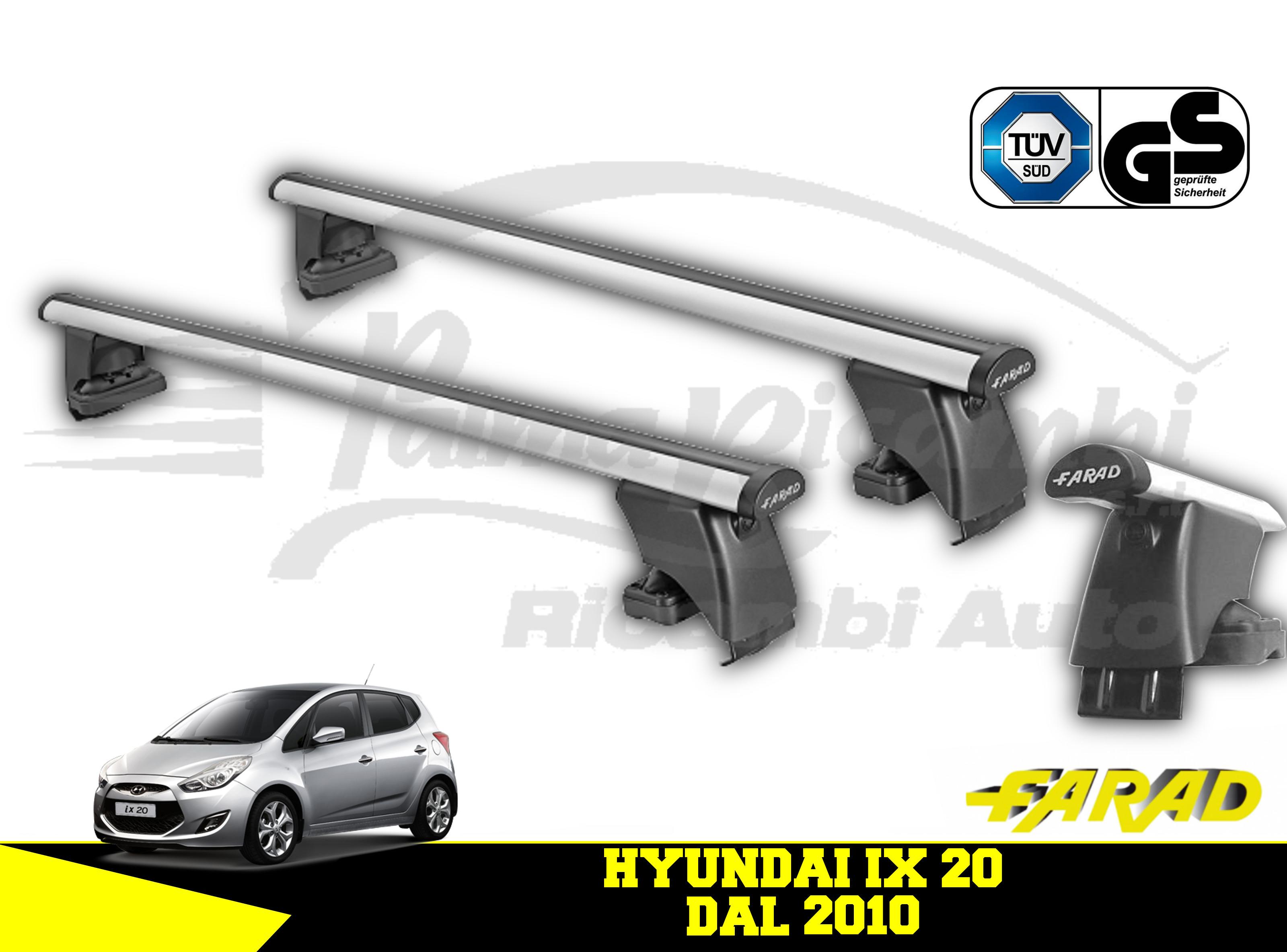 Für Hyundai i30 CW III PD ab 17 Alu Dachträger Fahrzeugspezifish Neu