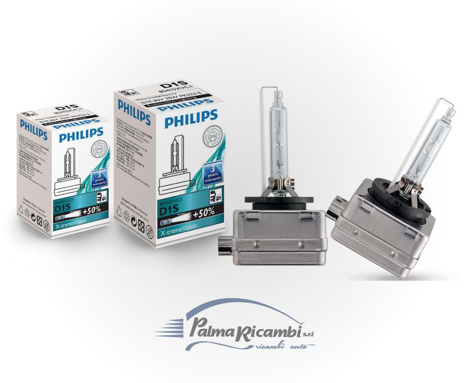 PHILIPS D1S 85415XV2 X-tremeVision gen2 Xenon Scheinwerfer Lampe NEU AN