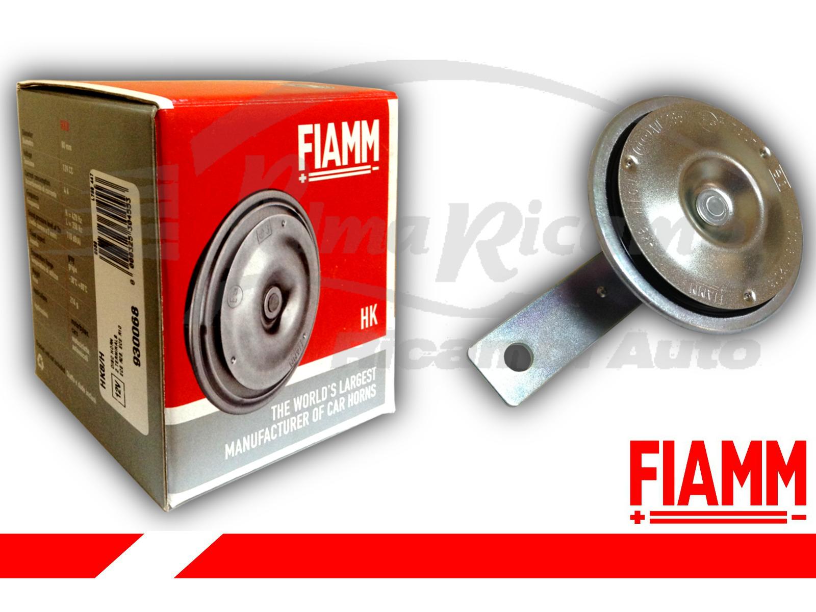 930068 Horn Fiamm Hk8 H 12v Car Motorbike Complete Fastening Ebay 12 Volt Wiring Diagram Product Code